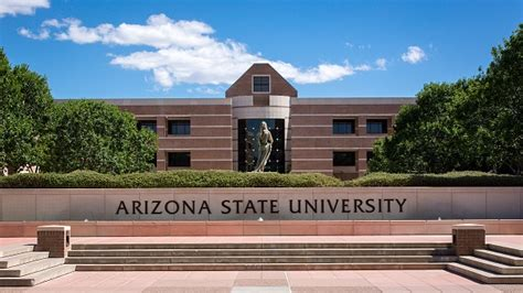 Arizona State Mba Fees by Best Mba Degree Programs Rankings Master S