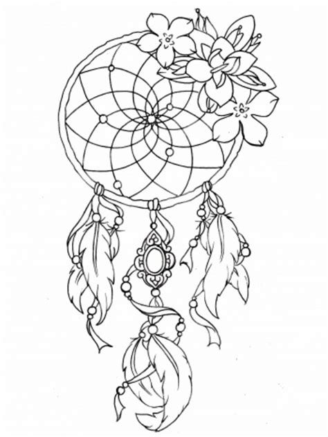 coloring pages for adults dream catchers art meditation 18 free coloring pages for adults