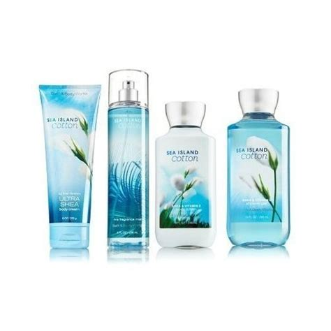 Shower Gel Sea Island Cotton bath works sea island cotton 3