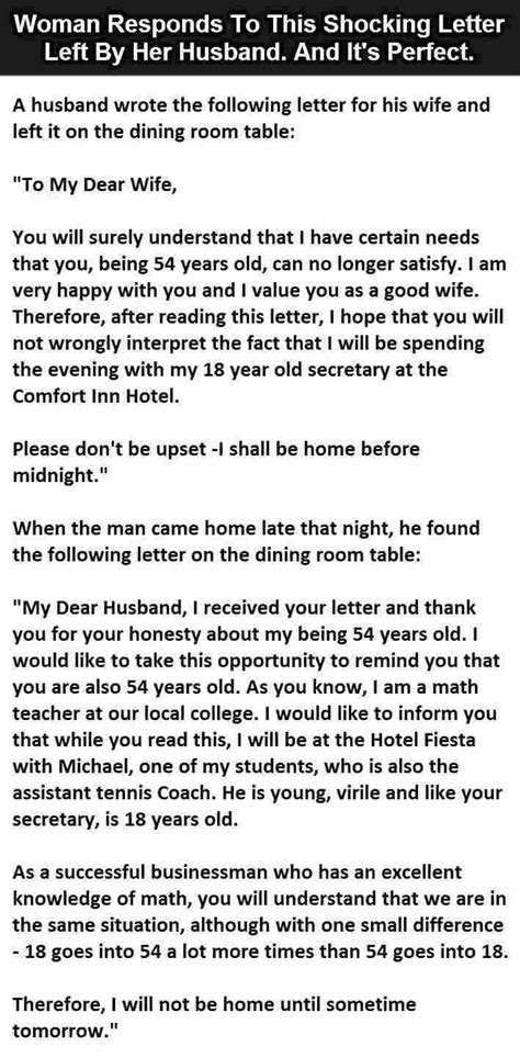 Letter Jokes Responds To Shocking Letter Joke Pictures Photos And Images For