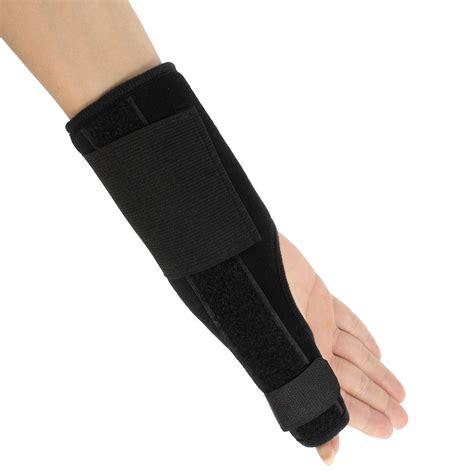 Sale 1pc Wrist Brace Support Wrist Splint Sport Wrist Band Pr sports thumb spica splint brace elastic wrist support s for sale