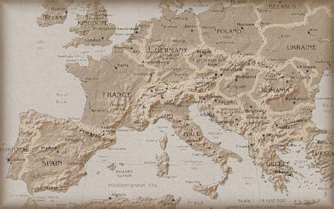 classic european wallpaper europas landkarte hintergrundbilder europas landkarte