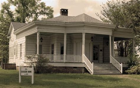 deason house the free state of jones history or hollywood abbeville institute