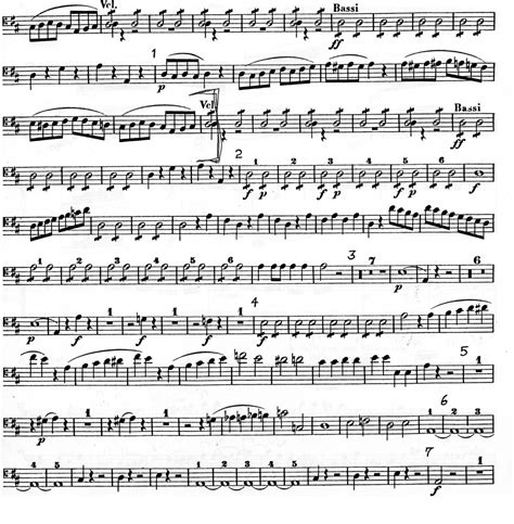 printable free sheet music music notes for piano