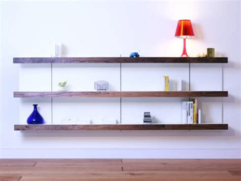 home shelving modern shelving system for every interior home design