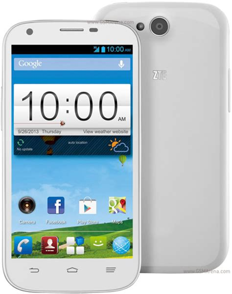 Hp Zte Blade Q zte blade q maxi pictures official photos