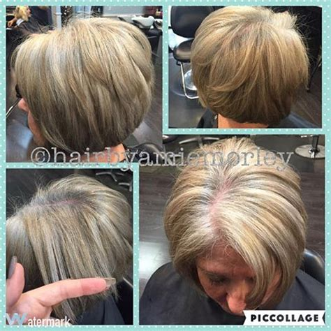 growing out grey without cutting hair amie morley hairbyamiemorley instagram photos and videos