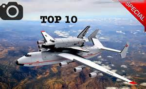 in the world 2015 top10 airplanes in the world 2015