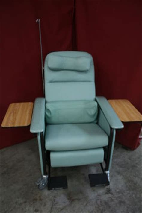 hospital recliners for sale used stryker hospital recliner beds misc for sale