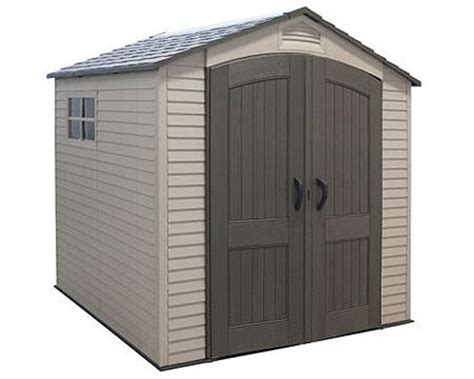 lifetime shed 60042 lifetime 7x7 storage shed model