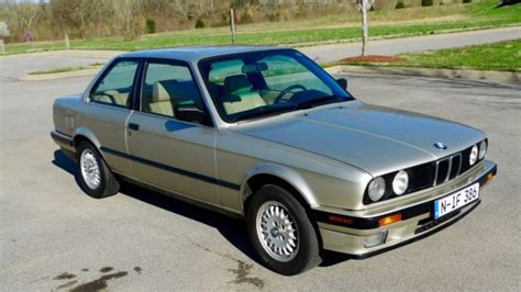 classic 1989 bmw 325i e30 two door sedan for sale photos technical specifications description