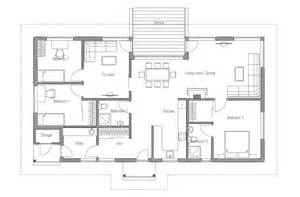 Cheap House Floor Plans by Affordable Home Plans Affordable Home Plan Ch31
