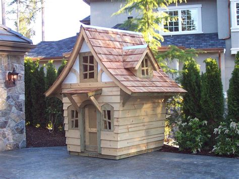 Cottage Playhouses by Bomoso Storybook Cottage Playhouse Plans Wix
