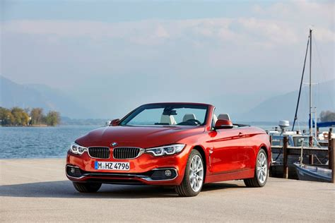 bmw  series convertible review trims specs