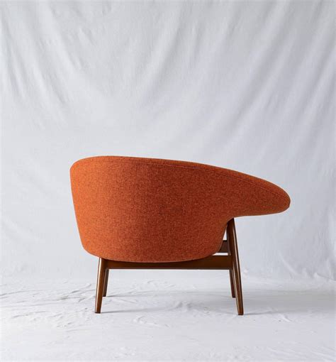 fried couch hans olsen quot fried egg quot lounge chair for sale at 1stdibs
