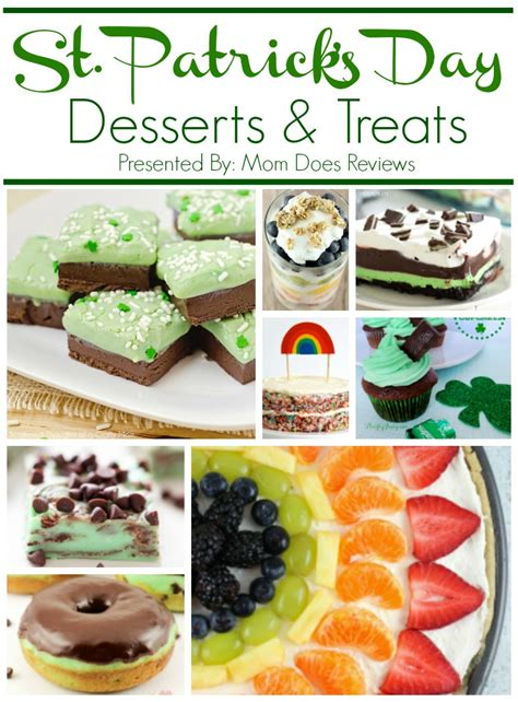 day treats recipes st s day desserts treats recipe collection