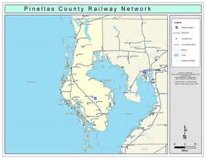map of pinellas county florida pinella county florida map images