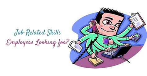 16 important related skills employers are looking for wisestep