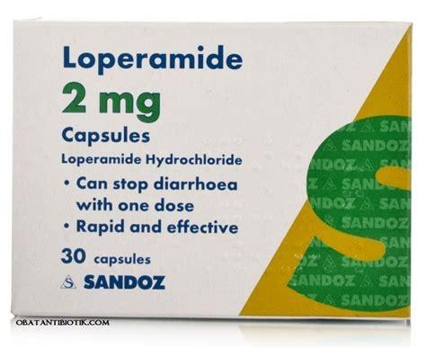 Obat Loperamide obat antibiotik untuk diare lengkap dengan dosis dan efek sing