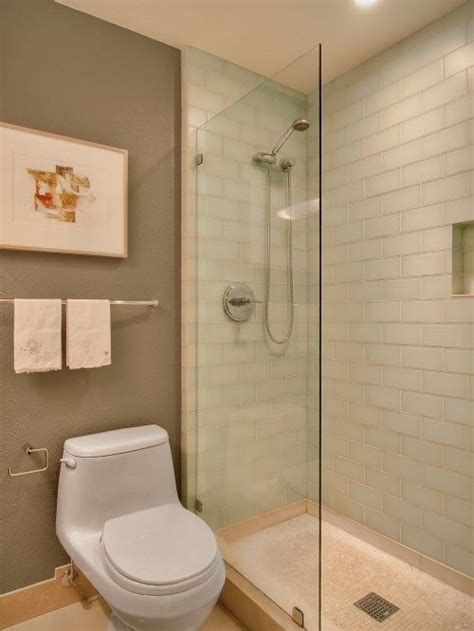 replace bathroom tiles replace stall wall with partial glass block wall room