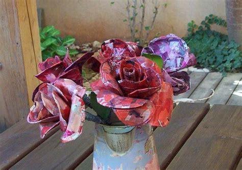 fiori cotta fiori di cartapesta fiori di carta come realizzare