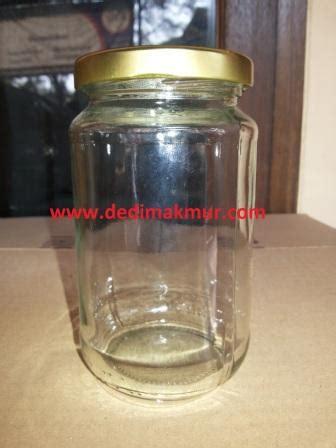 Botol Plastik 350 Ml Botol Sirup Dan Madu botol selai 369 ml dedimakmur