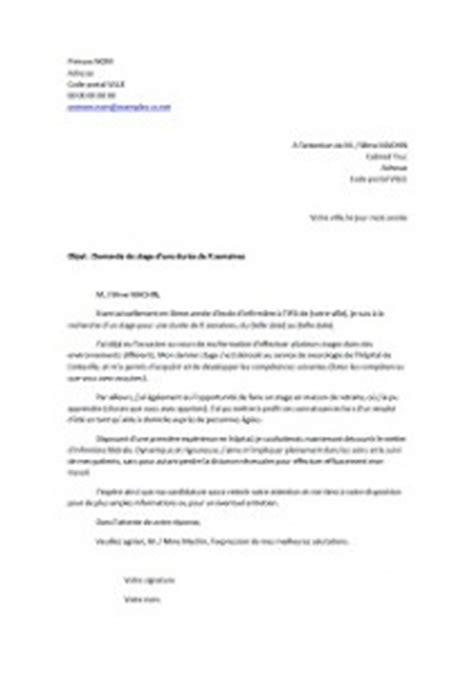 Exemple De Lettre De Motivation Infirmiã Re Diplomã E Lettre De Motivation Infirmiere