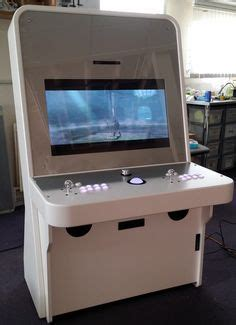 sit down arcade cabinet dimensions the xtension sit down pedestal arcade cabinet for fight