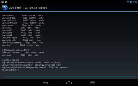 adb android remote adb shell android apps on play