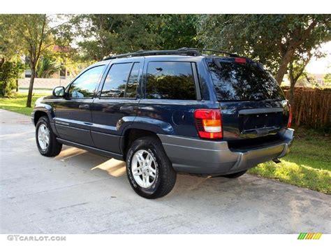 2003 patriot blue pearl jeep grand laredo 4x4 23387095 photo 6 gtcarlot car