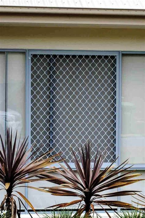 grille security windows made installed