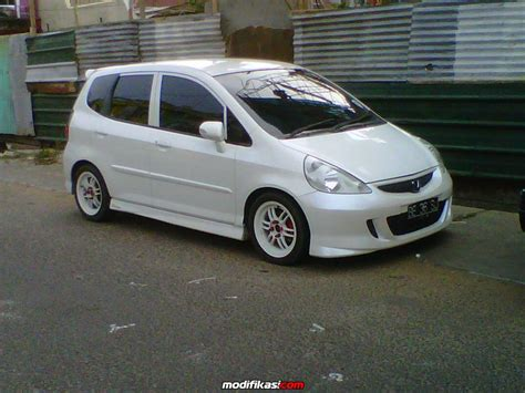 Karpet Jazz Gd3 honda gd3 white 07 tinggal kenangan