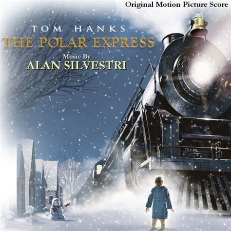 Kaset Ost From Motion Picture Runaway the polar express score 2004 soundtrack theost all