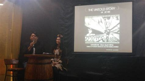 Bung Karno The Untold Stories tentang quot the untold story of jkt48 quot mengupas sisi