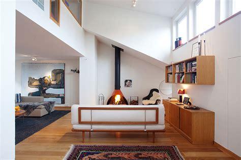 open plan apartment scandinavian design bright open plan apartment in