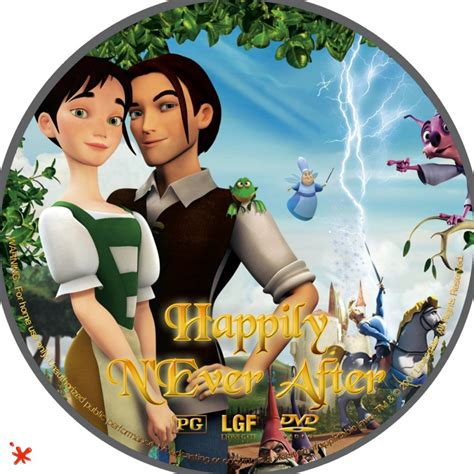 Vcd Original Happily Never After happily n after custom dvd labels happilyn everafter cstm dvd covers
