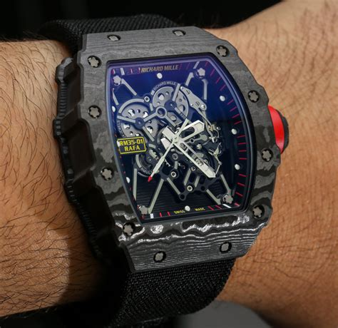 Richard Mille Sport richard mille releases new rafael nadal rm 035 special edition for that americas swiss