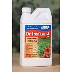 Garden Of Iron Liquid Dr Iron Liquid Quart Concentrate Jug