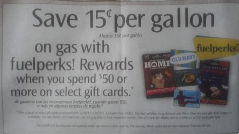 Winn Dixie Fuel Perks Gift Cards - gift card deal at winn dixie is back who said nothing in life is free