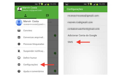 tutorial hangouts android mensagem enviada ative a confirma 231 227 o via sms no hangouts