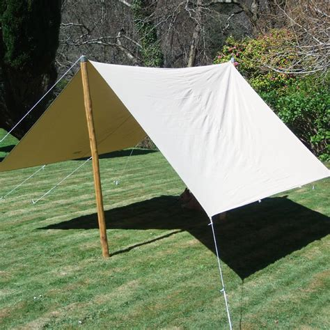 Tent Awning by Delux Awning Cool Canvas Tent Company