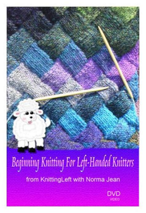 how to knit left handed for beginners 18 best images about left handed beginning knitting on