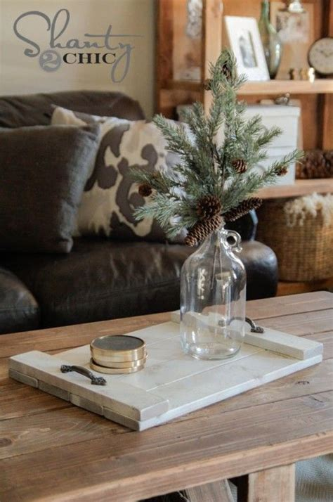 coffee table tray ideas diy wood coffee table tray primitive decorating ideas