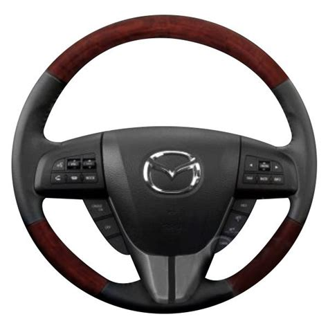 mazda steering wheel b i 174 mazda 3 2010 2013 premium design steering wheel