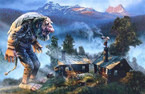 imagenes de vacaciones reales 191 trolls eran un peligroso real o criaturas m 237 ticas taringa