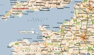 Map Of Normandy France by Map Of Normandy France Recana Masana