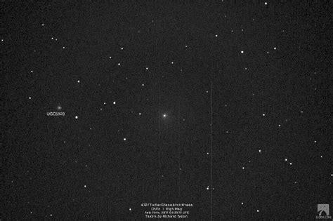 41p tuttle giacobini kresak comet 41p tuttle giacobini kresak solar system observing
