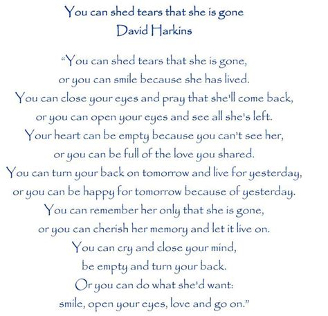shed tears     poem google search