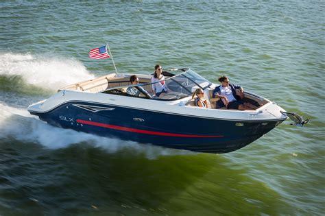 sea ray boats news new boat brochures 2017 sea ray slx 250