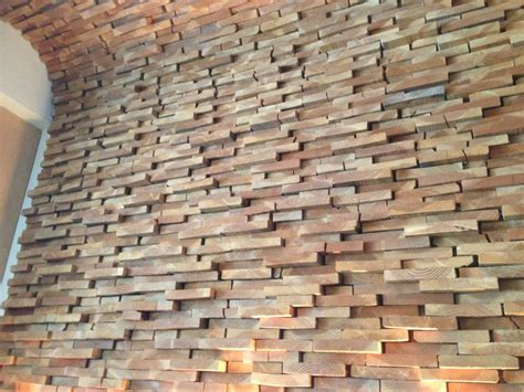 what are walls made of rough wood walls made from the ends of 2x4 2x6 etc